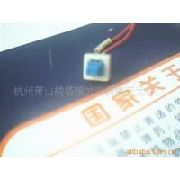 供应音乐IC芯片上用的行程开关和轻触发起触发作用