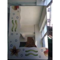 深圳恒诚伟业玻璃彩绘UV万能打印机 个性定室内瓷砖壁画打印