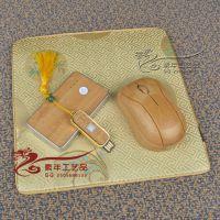 江苏南京新奇特电子商品 创意产品 竹木无线鼠标 教师节礼品