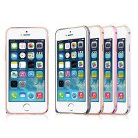 优胜仕苹果iphone6 4.7寸金属边框 弧光系列手机边框保护套