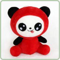 【熊猫甜甜】可爱熊猫毛绒玩具儿童女生新年节日礼物厂家批发