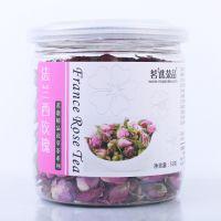 易拉罐花草茶 特级法兰西玫瑰花茶 美容养颜 贴牌代加工QS认证