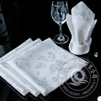 厂家专业供应 星级酒店餐厅布草 饭店酒店餐厅桌布 全棉餐巾