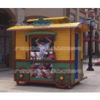 广州厂家现货供应户外售货车,木质售货车,公园亭子欢迎咨询