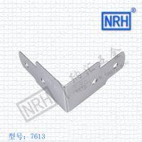 通用五金配件 7613铝 折角 航空箱包角 铝箱包角 高品质 低价格