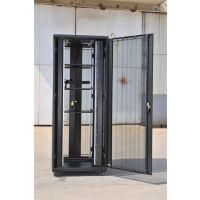 山东批发供应仿威龙FS6618标准机柜服务器机柜规格尺寸18U网络机柜报价