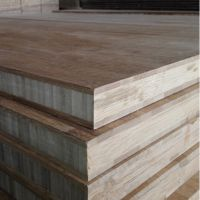 工字竹板材 工字型竹板
