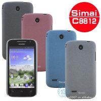 simai  华为 V889D 手机套 流沙壳 毛绒漆 磨砂壳 保护壳 批发
