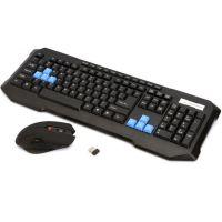 供应沃卒无线键鼠套装笔记本智能系统套装2.4G无线接受距离40套起