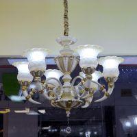 灯具简约吧台创意餐厅美式吊灯
