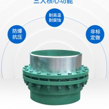 供应DN250 PN1.0加长型焊接式波纹补偿器 不锈钢直埋补偿器 法兰套筒补偿器