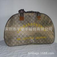供应专业定做廉价旅行包袋,旅行社定做旅行袋,免费印刷企业logo