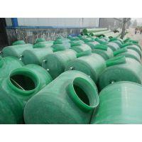 供应浙江宁波温州嘉兴家用玻璃钢化粪池供应商价格低型号全常备现货