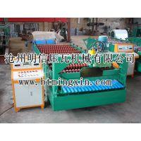 陕西明信供应水波纹850彩钢压瓦机设备