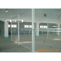 厂供青仓库浸塑(喷塑)隔离护栏网、车间隔用隔离栅网