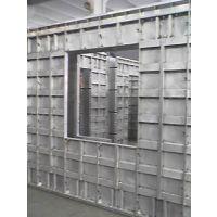 龙口丛林600mm铝合金模板 铝模板 建筑铝模板手工焊