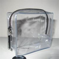 苍南厂家专业定做pvc包装袋 pvc笔袋 各种透明磨砂立体文具袋子