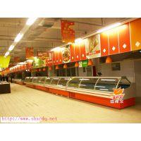 供应熟食冷藏柜,大型后移门熟食柜,尖端熟食展示柜产品