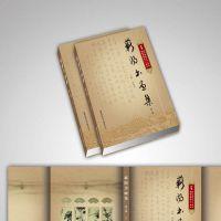 电子画册设计 电气广告图册设计 电工宣传册印刷