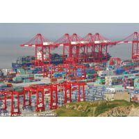 珠海到厦门集装箱海运物流公司