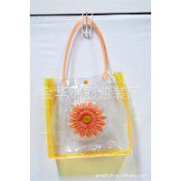 厂家直销PVC拉链包装袋.PVC高频热合五金袋子.