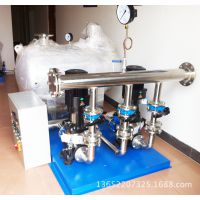 广州市专业销售安装无负压变频供水设备  无负压成套供水设备