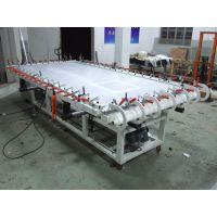 上海 厂家直销 高精密电动拉网机 绷网机 张网机