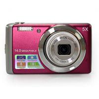 新款!1400万像素SONYCCD镜头5X光学变焦3寸超大触控屏数码相机