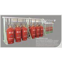 供应管网式七氟丙烷气体灭火消防装置胜捷气体灭火七氟丙烷灭火系统