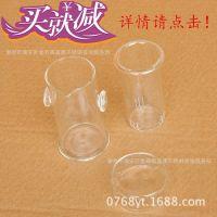 供应耐热玻璃泡茶杯 高档泡茶器 双耳玻璃杯子过滤带盖 茶具套装