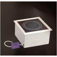 鼎龙嵌入式电磁平头炉 DL-B-3KW-ELQ 商用电磁炉