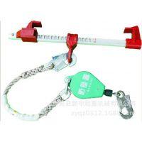 厂家直销速差器防坠器高空防坠器15米钢丝绳速差器 现货
