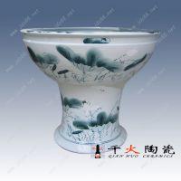 供应陶瓷大缸可以种植景观荷花、睡莲等植物