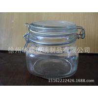 玻璃储存罐 储藏罐玻璃瓶 厂家直销定制