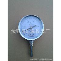 WSS-411管道双金属温度计401双金属温度计