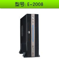 立人E-2008 小机箱、工控机箱、含300W电源 其它ITX机箱 酒店