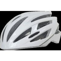 供应供应一体成型自行车头盔S-5白色款