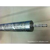 供应不锈钢冲孔管 不锈钢内衬滤芯骨架 冲孔过滤器 不锈钢过滤筒