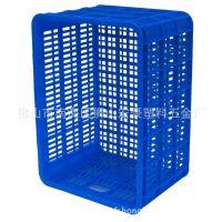 工业用塑料筐 工业塑胶周转框 可订做 定制透明白色或任意色