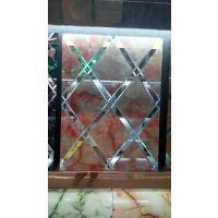 专业生产背景墙 吊顶装饰装潢工艺玻璃玻璃刻画