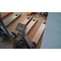 1T叉车秤__重庆市YCS型不锈钢叉车秤报价