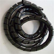 安装线路、硅胶缠绕管、螺旋硅胶管、耐高温、理想美观舒适