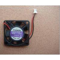 建准 3厘米3CM微型小散热风扇 3006 5V 0.65W 型号KDE0503PEB1-8