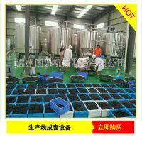月销5000 全套全自动瓶装矿泉水生产线 小瓶装矿泉水生产线