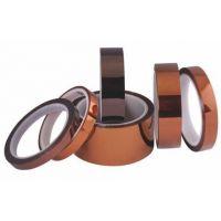 供应茶色耐高温聚酰亚胺薄膜 防静电金手指胶带厂家 生产模切
