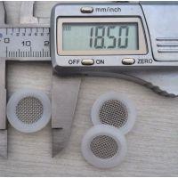 YF0711橡胶包边带网密封垫片DN15过滤网片