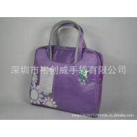 深圳龙岗手袋厂 专业订做 优质 时尚 涤纶电脑包
