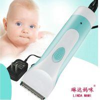 包邮 琳达妈咪理发器超静音充电陶瓷宝宝儿童理发器剪发器剃头刀