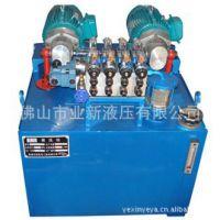 橡胶接头机液压泵站  橡胶成型机液压站 橡胶压延机液压系统