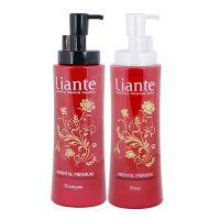 韩国爱敬丽安特liante至尊洗发水+护发素组合香波修复型洗护套装